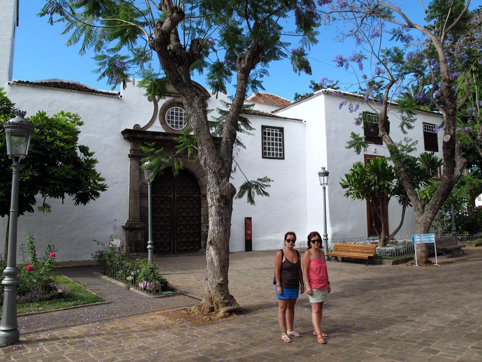 Icod de Los Vinos - Iglesia de San Marcos - Tenerife