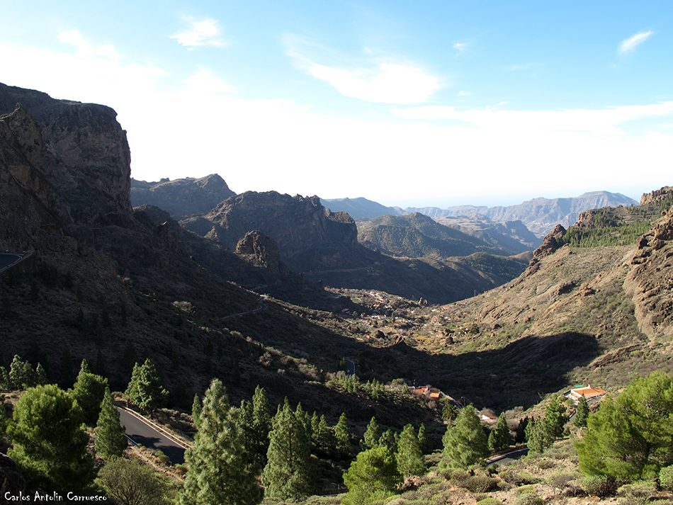 Roque Nublo - Gran Canaria - ayacata