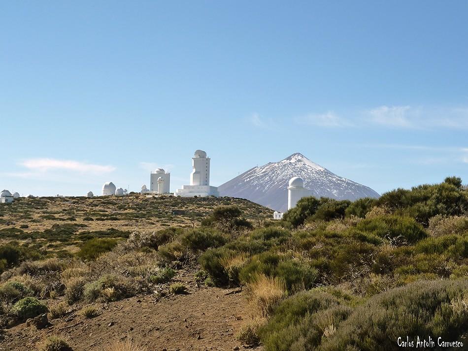 Parque Nacional del Teide - Izaña - Tenerife