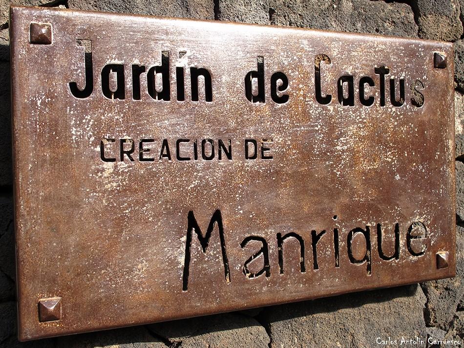 Jardín de Cactus - Guatiza - Lanzarote