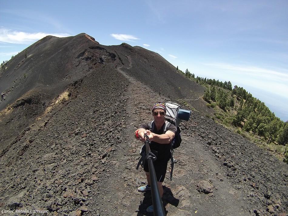 Ruta de Los Volcanes - GR131 - El Fraile - La Palma