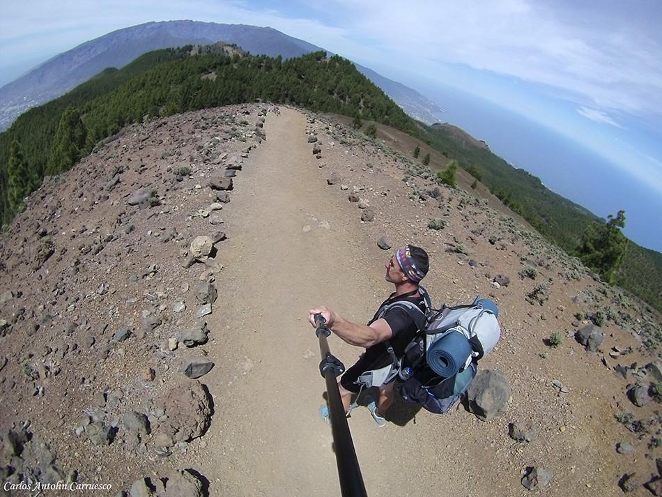Ruta de Los Volcanes - GR131 - La Palma