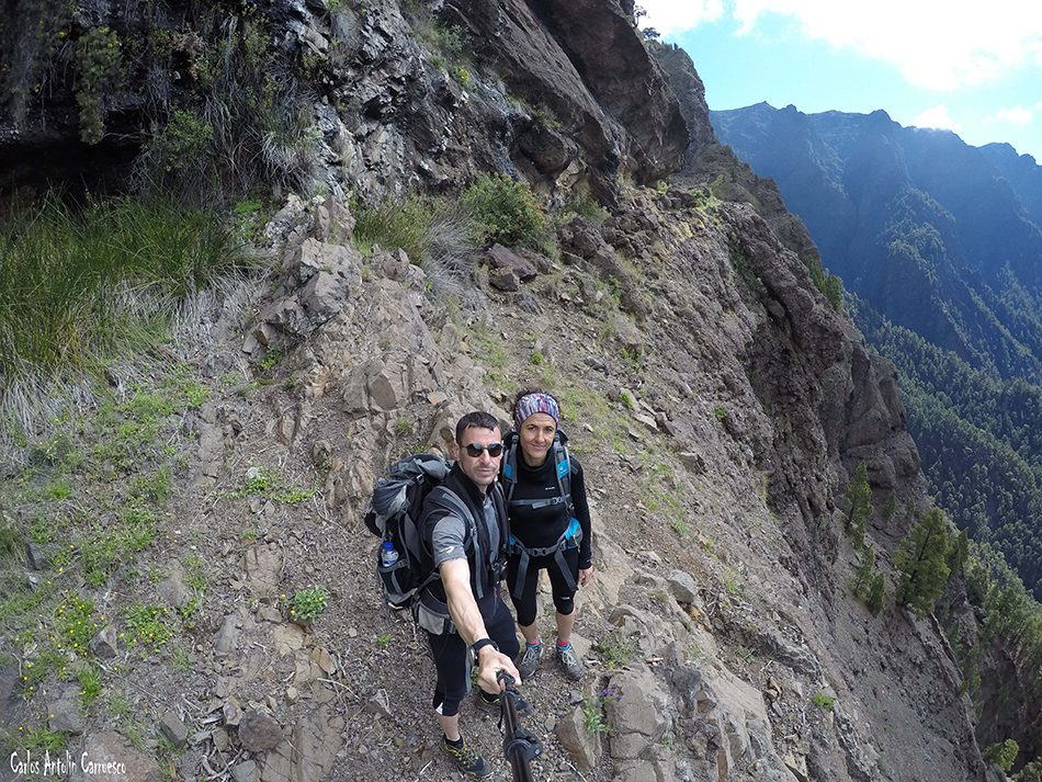 Hoyo Verde - Parque Nacional - La Palma