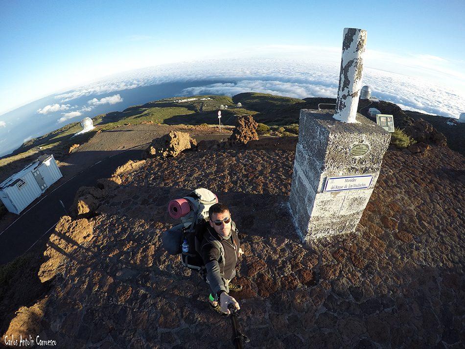 Roque de Los Muchachos - La Palma - Parque Nacional de La Caldera de Taburiente
