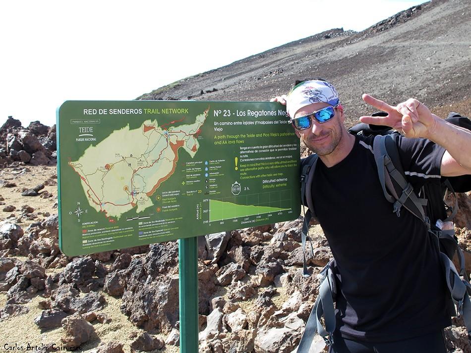 Parque Nacional del Teide - Tenerife - Regatones Negros