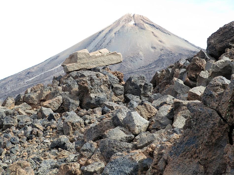 Parque Nacional del Teide - Tenerife - Pico Viejo - Teide