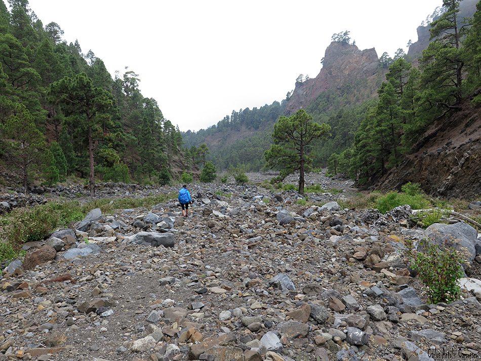 Río de Taburiente - La Palma