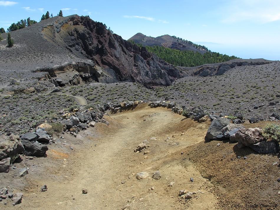 Ruta de Los Volcanes - Hoyo Negro - La Palma