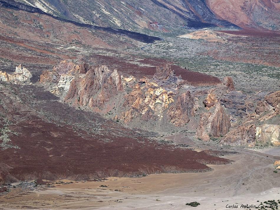 Parque Nacional del Teide - Roques de García - Tenerife