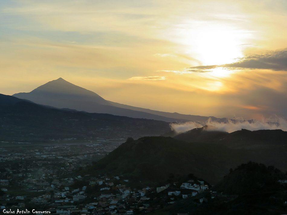 Teide - Tenerife - Mirador de Jardina - Anaga