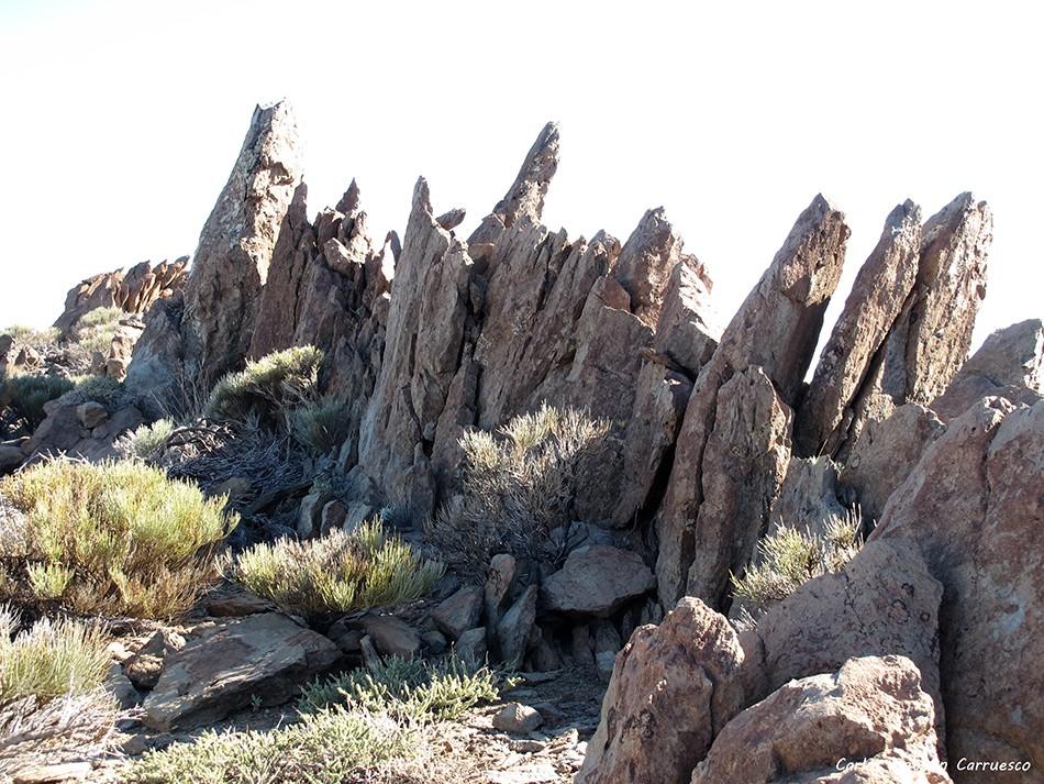 Parque Nacional del Teide - Cumbres de Ucanca - Tenerife