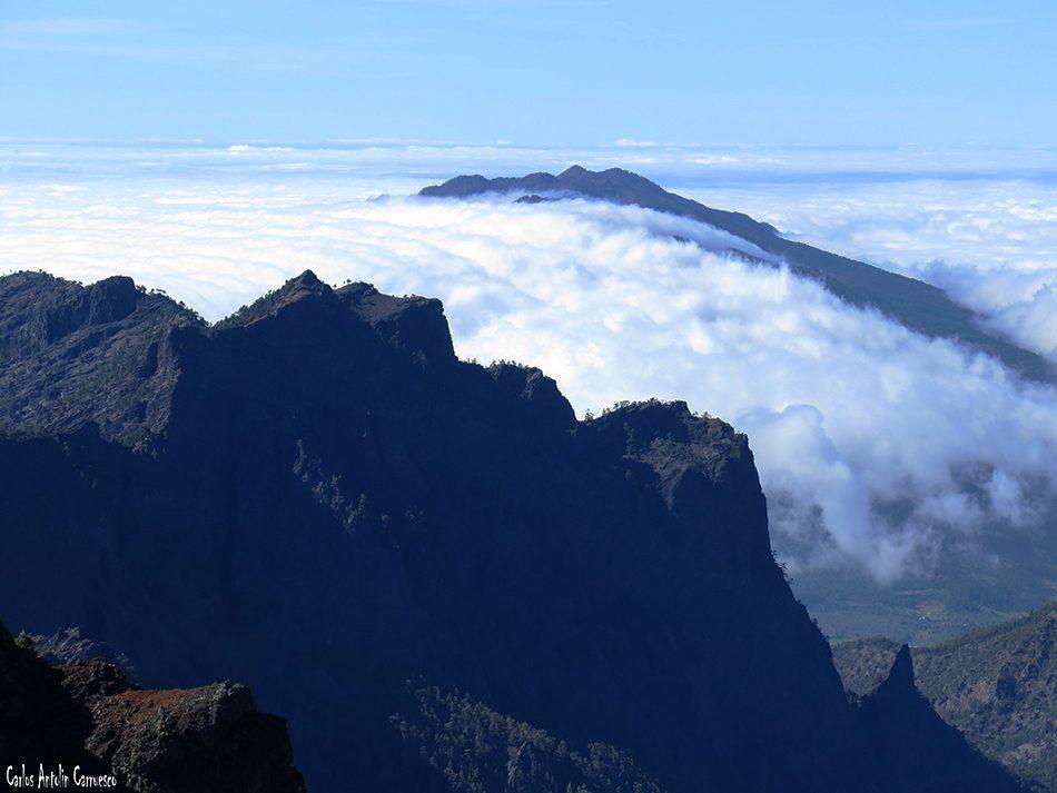 Parque Nacional de La Caldera de Taburiente - La Palma