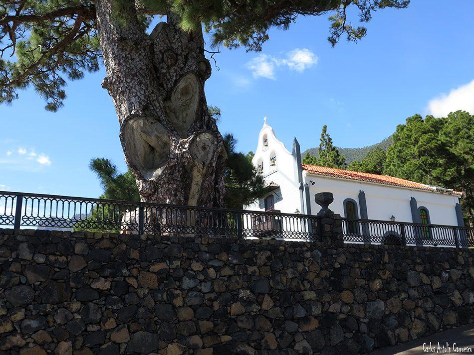Parque Nacional de La Caldera de Taburiente - La Palma - Ermita Virgen del Pino