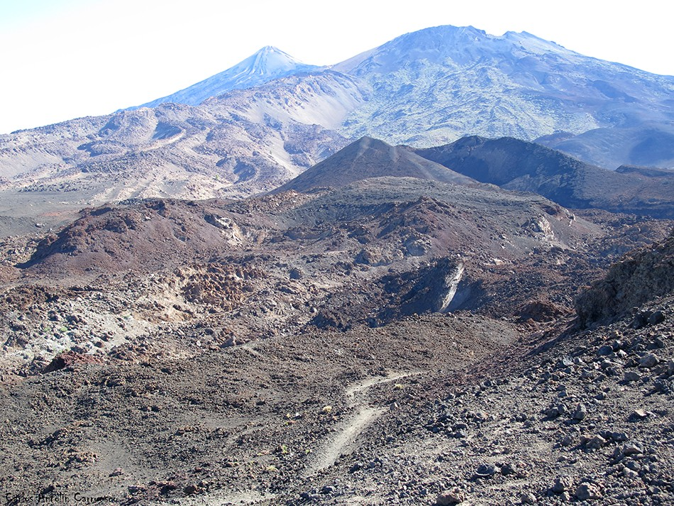 Parque Nacional del Teide - Reventada - Tenerife