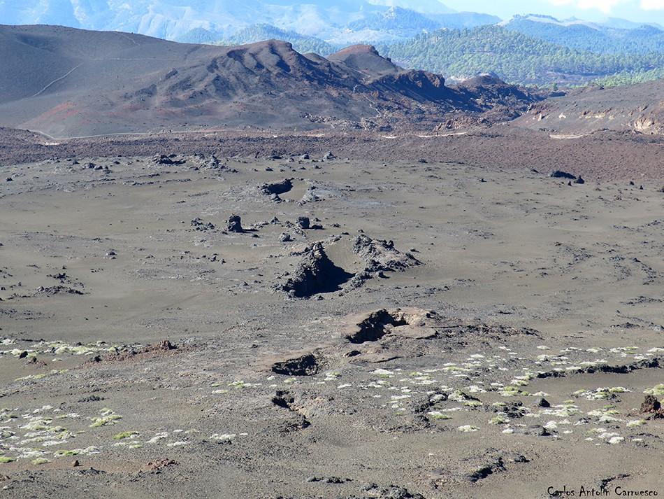 Parque Nacional del Teide - Llano de Cuevas Negras - Tenerife