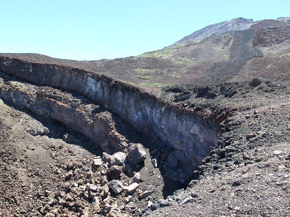Parque Nacional del Teide - El Calderón - Tenerife