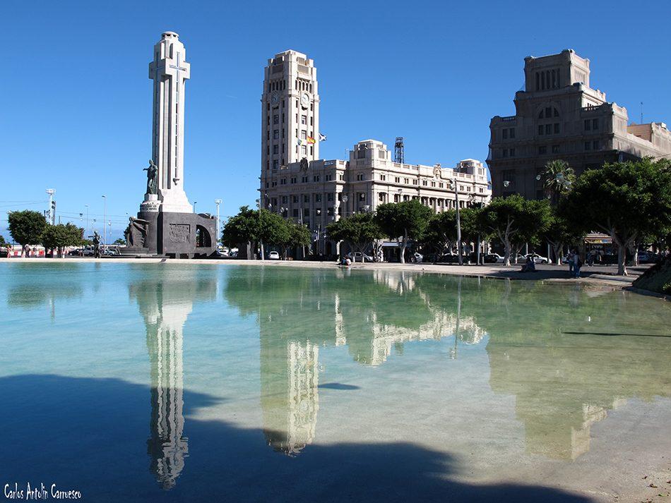 Santa Cruz de Tenerife - Plaza España