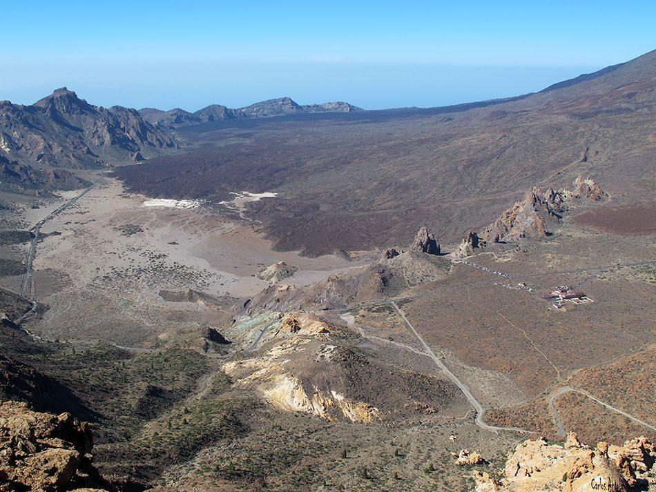 Altiplano del Guajara - Roques de García - Tenerife