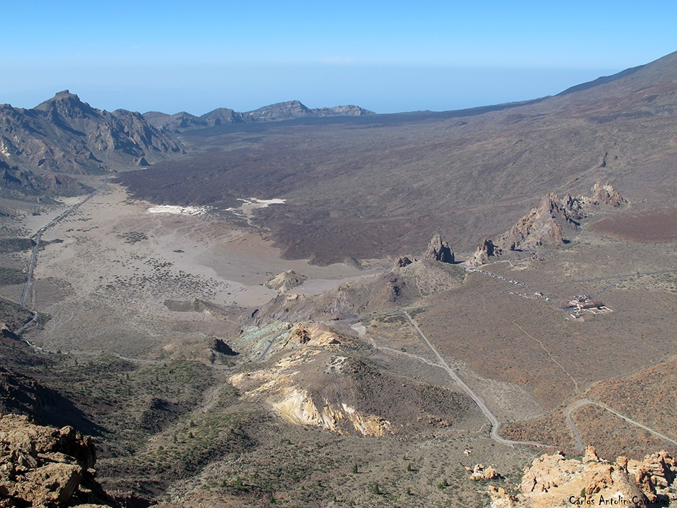 Parque Nacional del Teide - Alto del Guajara - Tenerife
