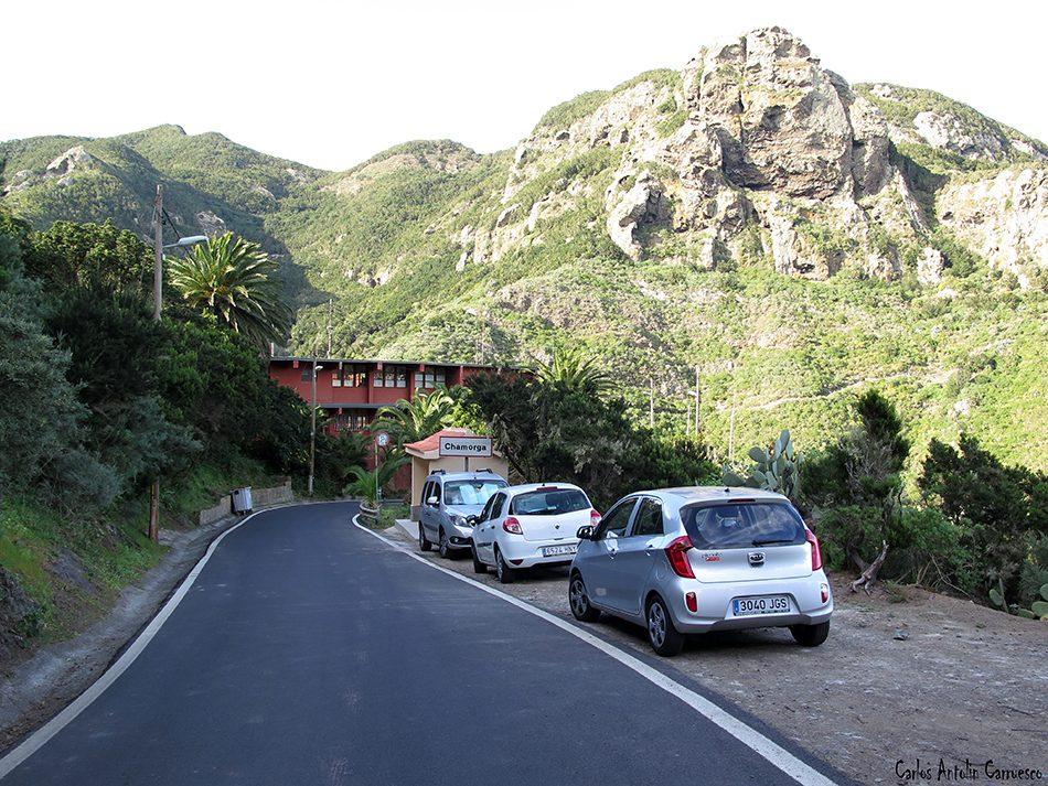 Gran Recorrido Circular por el Faro de Anaga - Chamorga - Tenerife