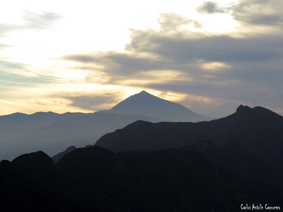 Cabezo del Tejo - Teide - Tenerife