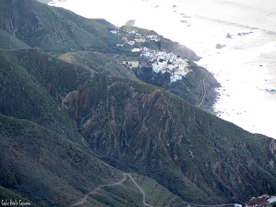 Cabezo del Tejo - Anaga - Tenerife - almáciga