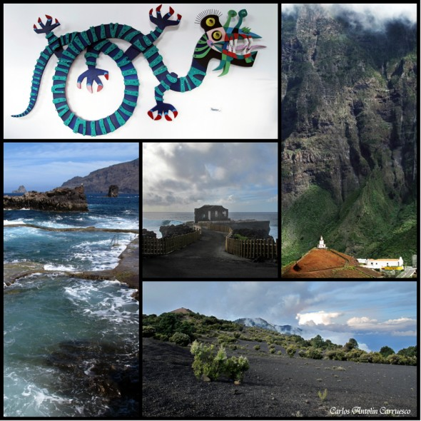 La isla chiquita - El Hierro
