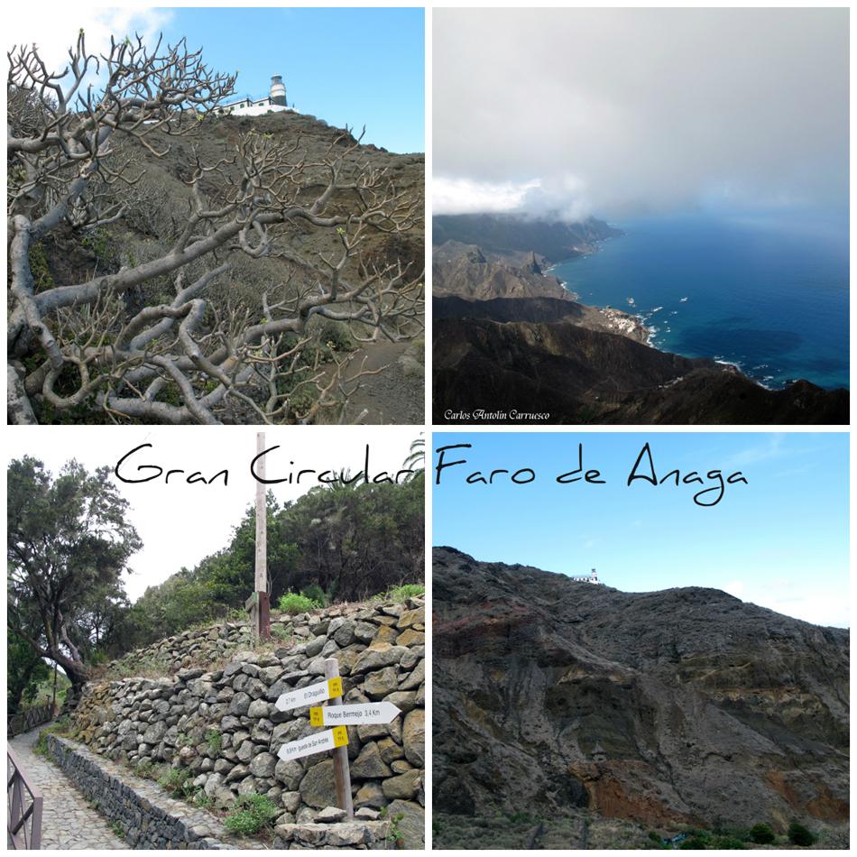 Gran circular por la península de Anaga - Chamorga