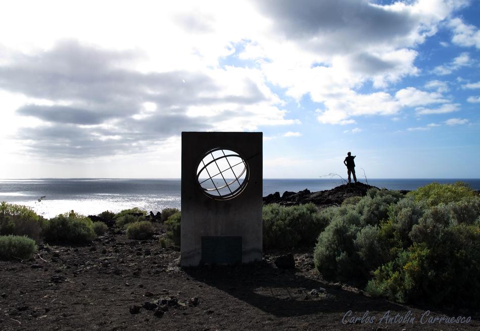 Meridiano Cero - Orchilla - El Hierro