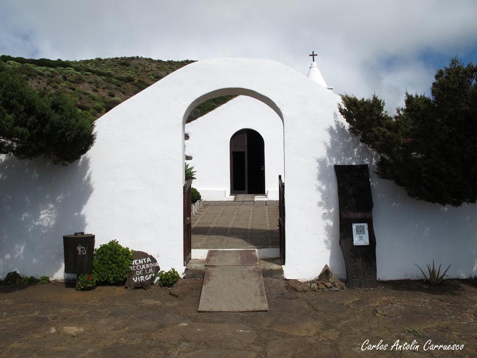 Santuario de la Virgen de los Reyes - patrona de la isla del Hierro