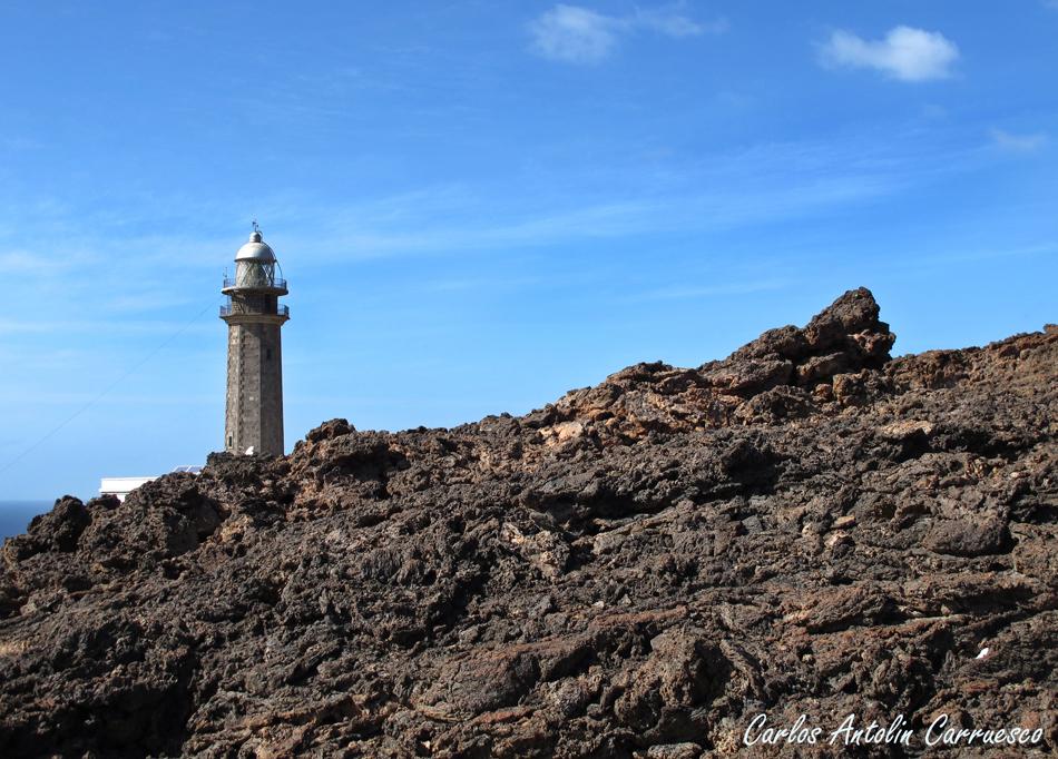 Acantilados desde el Faro de Orchilla - El Hierro