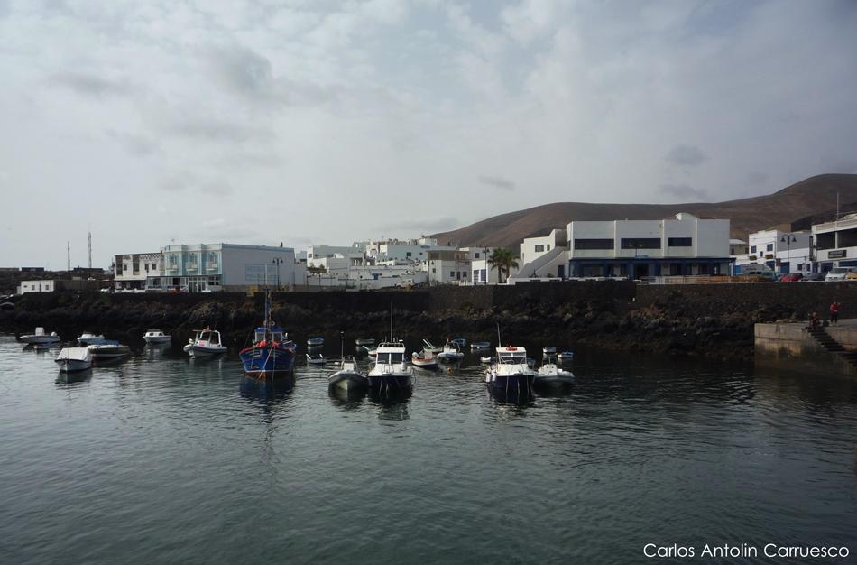 Puerto de Orzola - Lanzarote