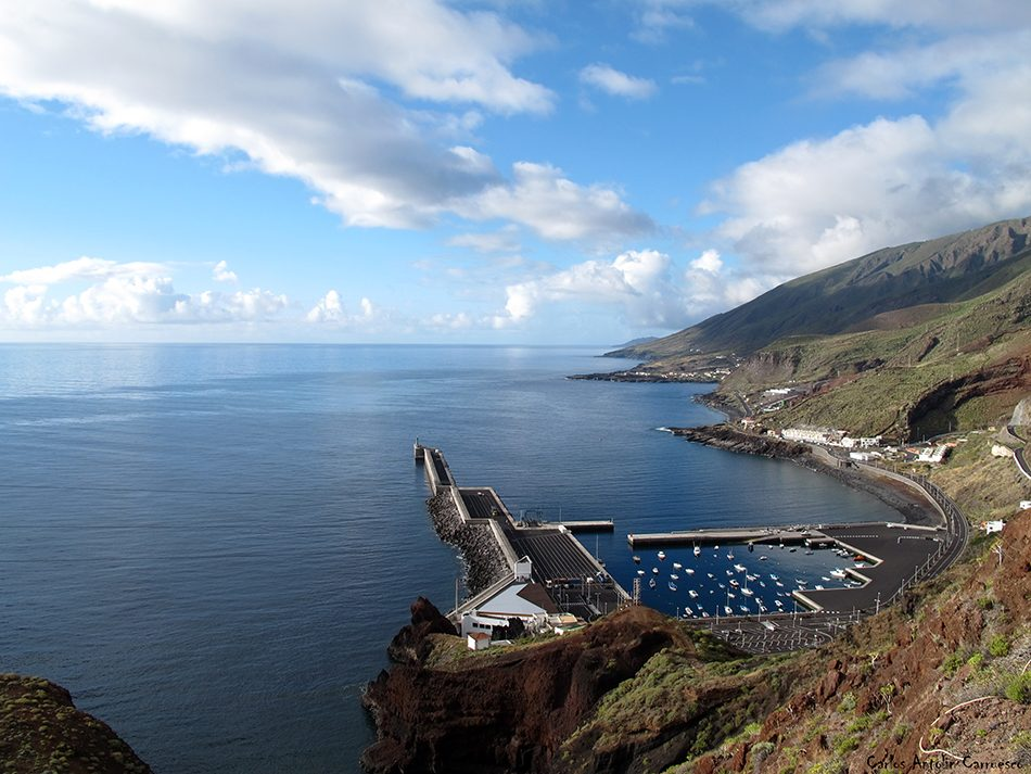 Puerto de La Estaca - El Hierro