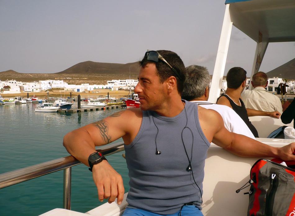 Isla de La Graciosa - Caleta de Sebo - Lanzarote