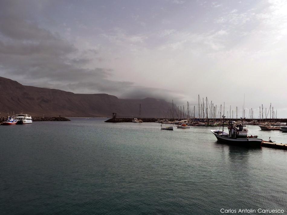 Caleta de Sebo - Isla de La Graciosa - Lanzarote