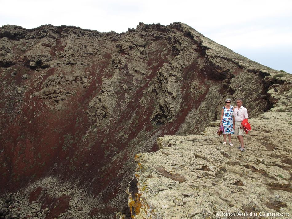 Ye - Volcán de La Corona - Lanzarote