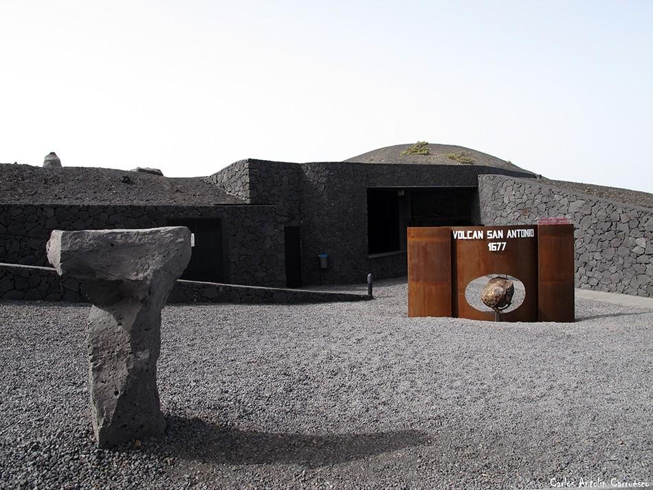 Centro de Interpretación del Volcán San Antonio - La Palma