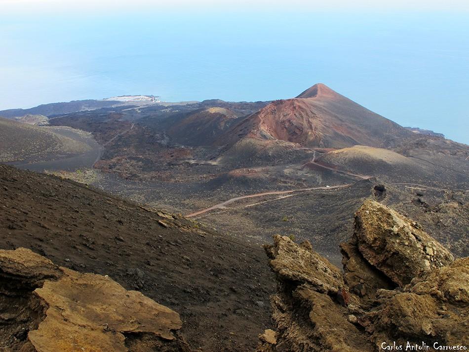 Volcán Teneguía - Punta de Fuencaliente - La Palma