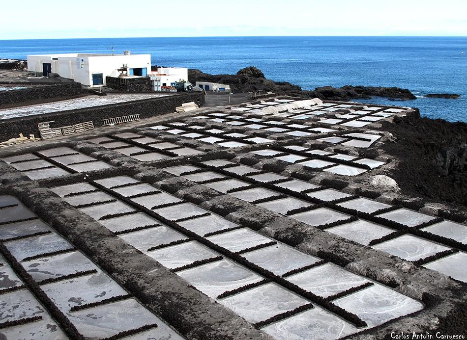 Punta de Fuencaliente - Salinas - La Palma