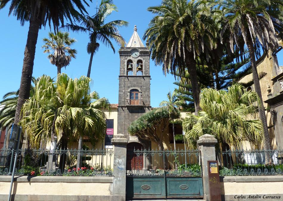 Iglesia y ex-convento de San Agustín - fundada en 1506 por frailes agustinos