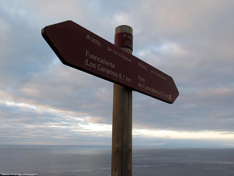 GR131 - Ruta del Bastón - La Palma