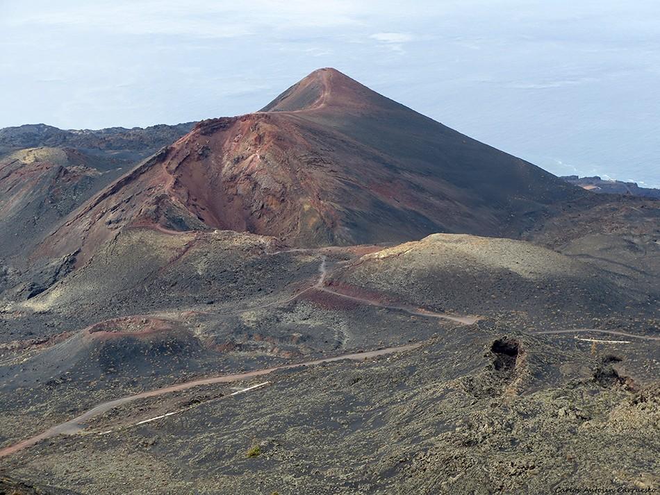 Volcán Teneguía - Los Canarios - La Palma