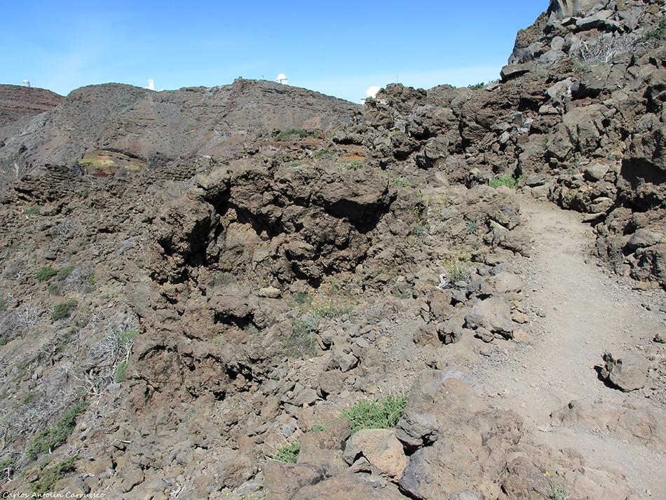 La Crestería - P.N. Taburiente - La Palma