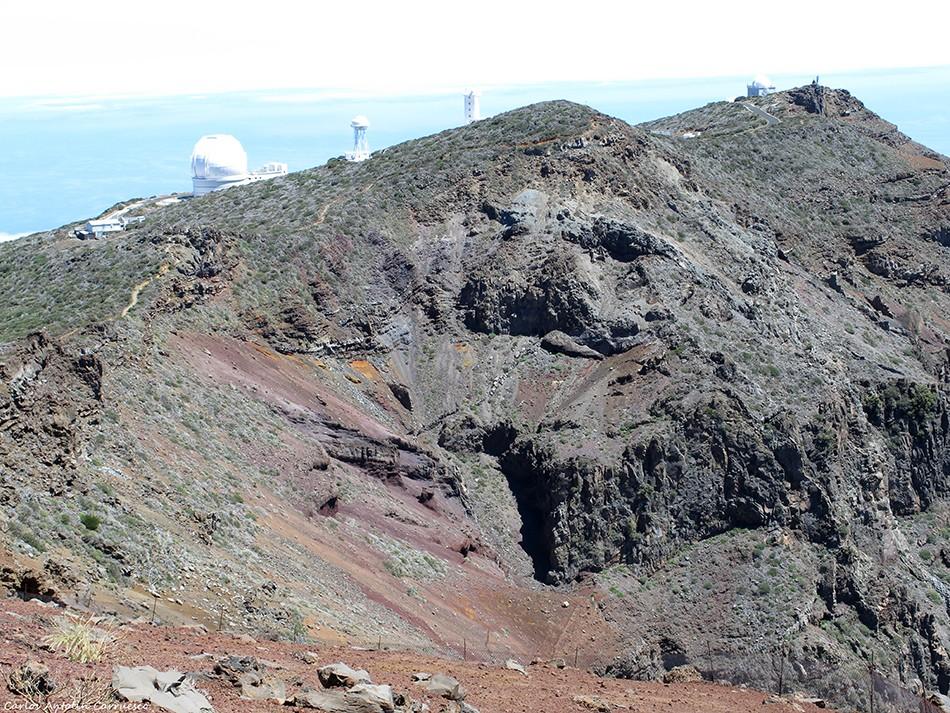 Espigón del Roque - Roque de Los Muchachos - La Palma