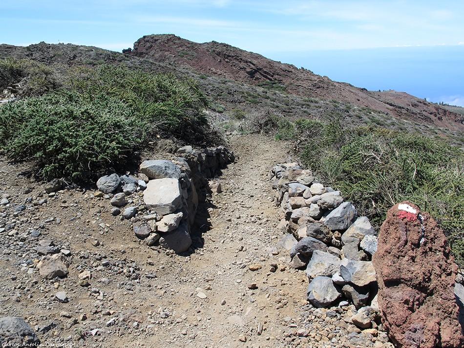 Roque de Los Muchachos - GR131 - La Palma