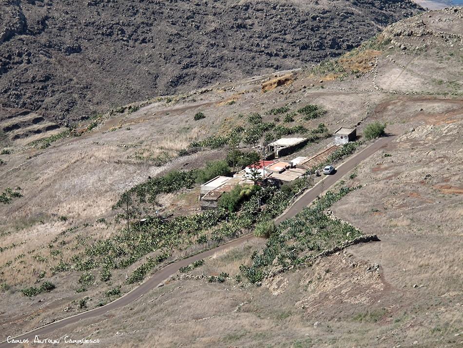 Camino del Risco - Teno - Roque de La Cruz - Tenerife