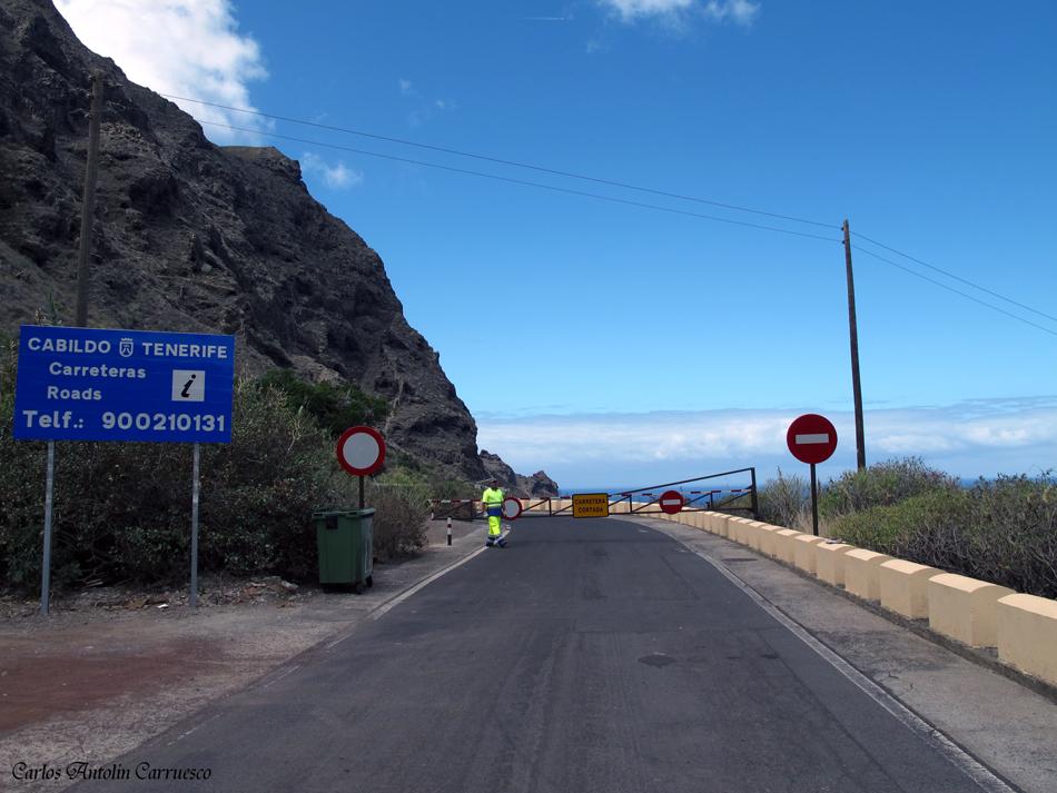 Inicio PR TF 58 - El Camino del Risco