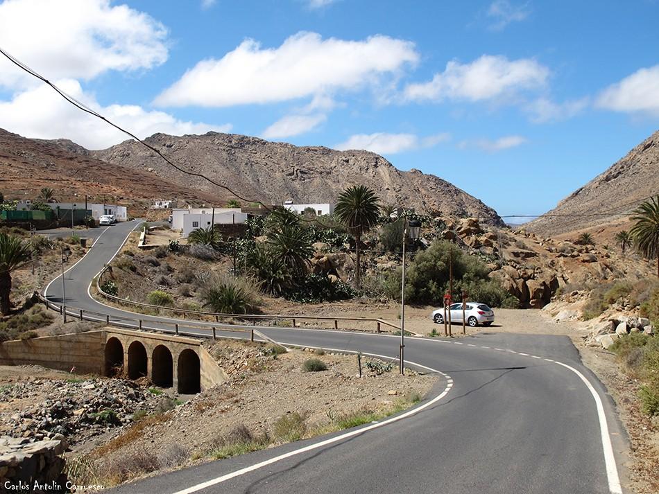 La Vega de Río Palmas - Barranco de Las Peñitas - Fuerteventura