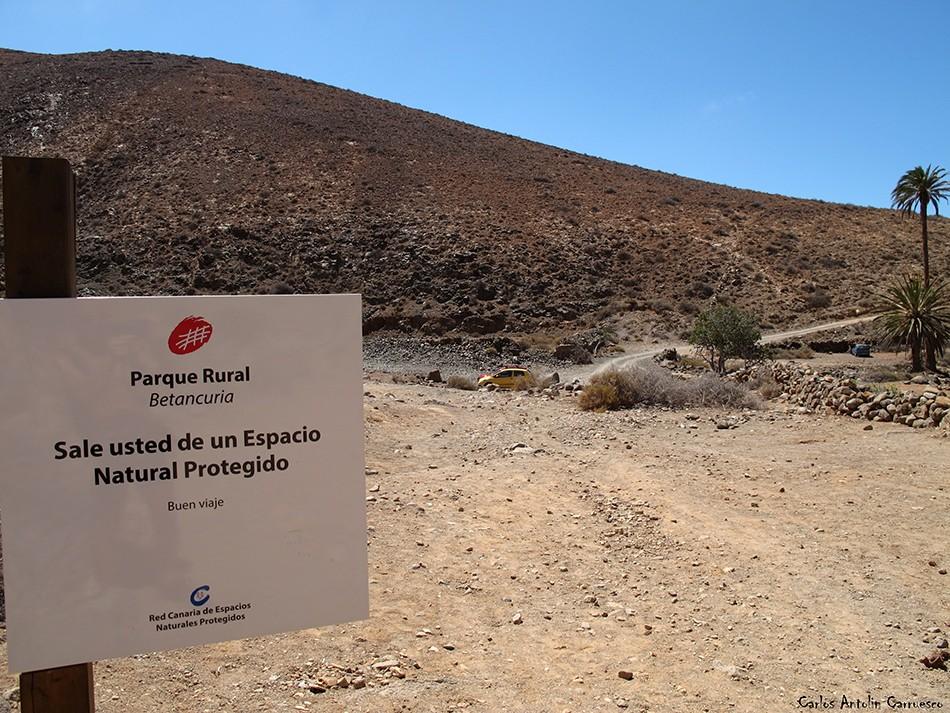 Buen Paso - Fuerteventura - parque rural de betancuria