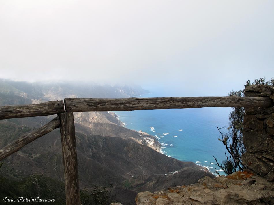 Mirador Cabeza de Tejo - Anaga - Tenerife